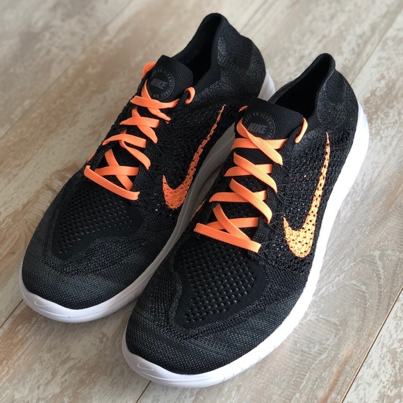 half off 1de1d 4eedf NWT Nike ID Free RN Flyknit 2018 Custom